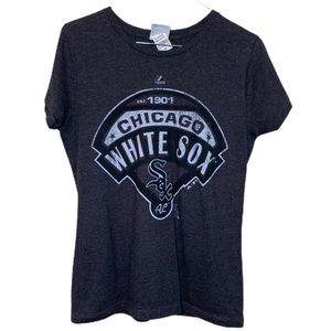 Chicago White Sox Grey Graphic Tee
